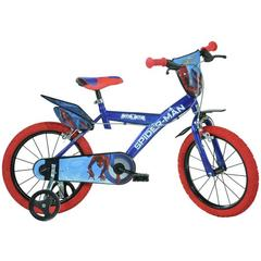 DINO BIKES Bicicleta copii 16'' SPIDERMAN HOME