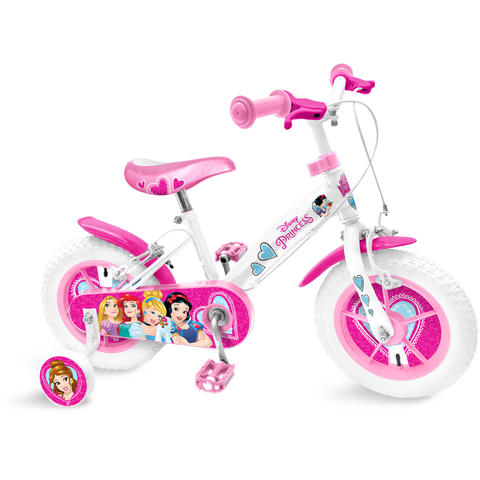 STAMP Bicicleta Disney Princess 14""
