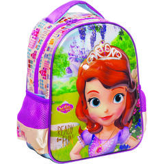 GIOVAS Ghiozdan de gradinita Sofia the First - Ready for fun