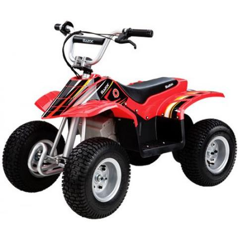 ATV electric copii Razor Dirt Quad