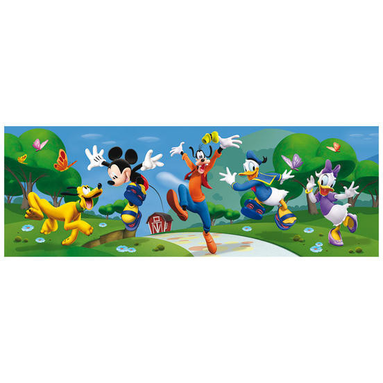 Puzzle - Clubul Lui Mickey Mouse - In Parc (150 Pi