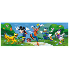 Puzzle - Clubul lui Mickey Mouse - In parc (150 piese)