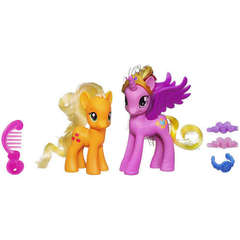 Hasbro My Little Pony - Cadance si Applejack