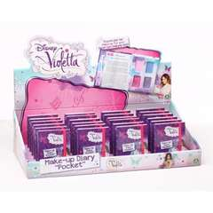 Violetta Mini Jurnal Machiaj