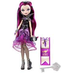 Papusa Ever After High-Rebele Raven Queen