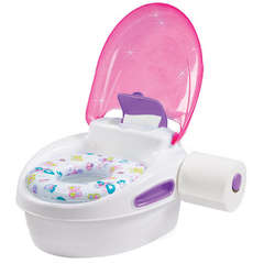 Summer Infant–11446-Olita Multifunctionala 3 in 1 'Potty Training System'