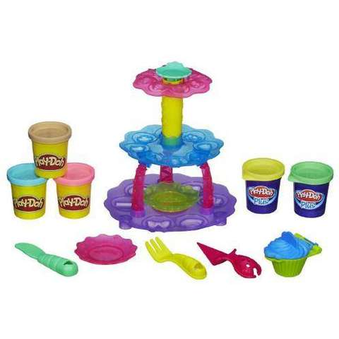 Hasbro Play-Doh Cupcake Tower