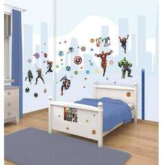 Walltastic Kit Decor Avengers