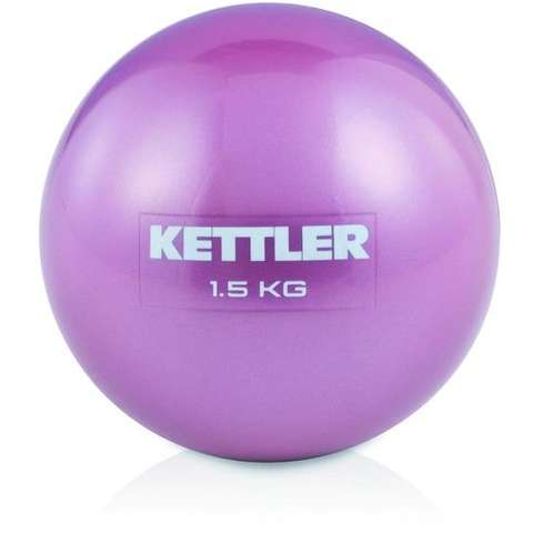 Kettler Toning Ball 1.5 kg/ Burgundy
