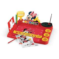 Set artist Minnie Mouse Faro