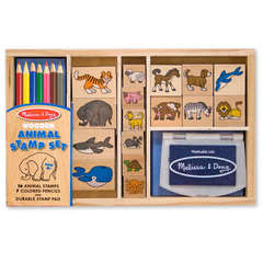 Set stampile animale marine