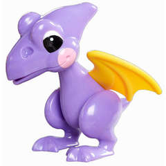 First friends: Figurina Pterodactil (mov)