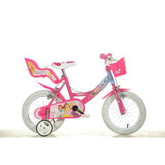 DINO BIKES Bicicleta copii 16'' Princess