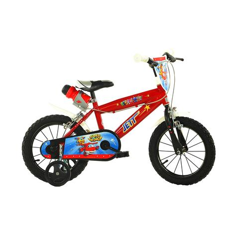 DINO BIKES Bicicleta copii 14'' Super Wings