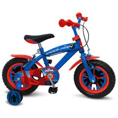 Bicicleta Spiderman 14`