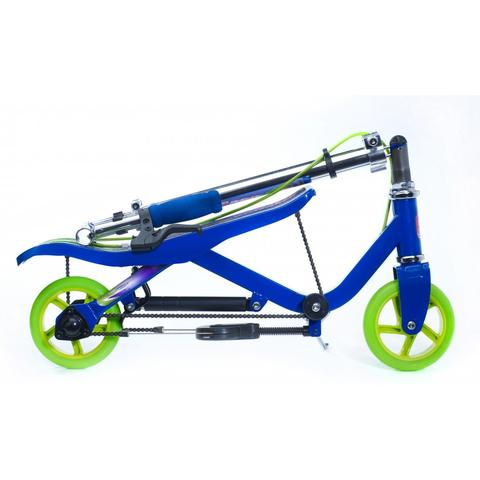 SPACESCOOTER Trotineta Space Scooter X360 Series Junior Albastru
