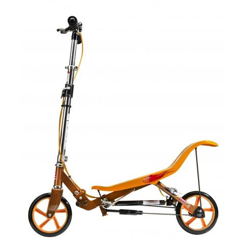 SPACESCOOTER Trotineta Space Scooter X580 Series Portocaliu