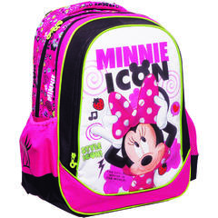 Ghiozdan de scoala Minnie Icon