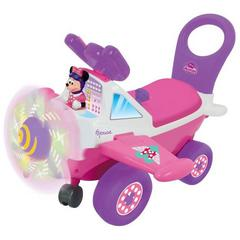 Ride on - Avion interactiv Primul meu avion Minnie Kiddieland