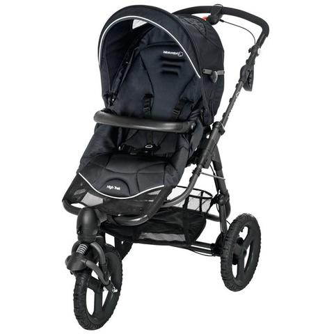 Carucior High Trek Bebe Confort BLACK RAVEN