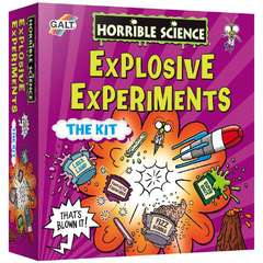 Galt Horrible Science: Kit experimente explozive