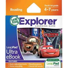 Soft educational LeapPad Cars 2 LEAP32013
