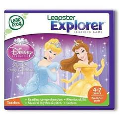 Soft educational LeapPad Printesele Disney