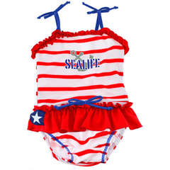 Costum de baie SeaLife red marime XL